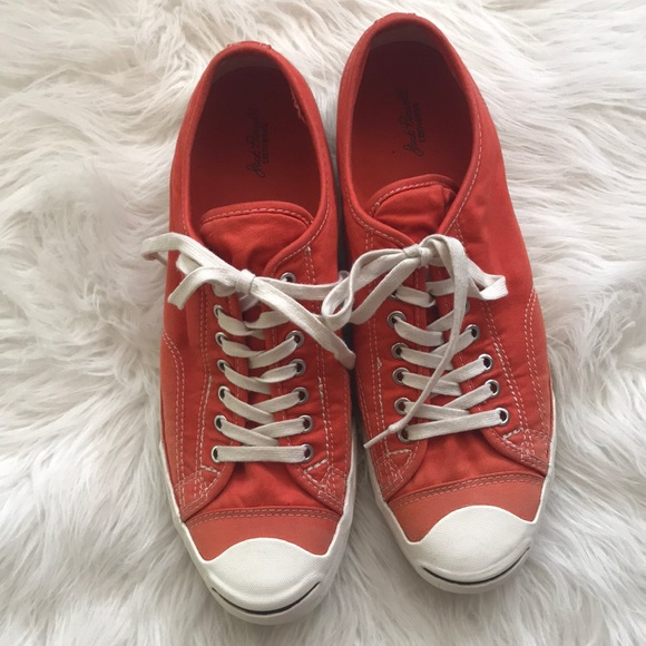 582d52514273bd Converse Other - Jack Purcell red converse